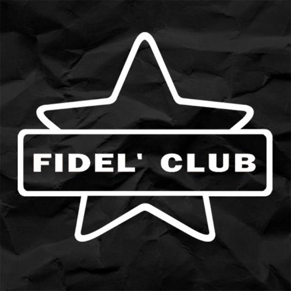 Логотип площадки FIDEL CLUB